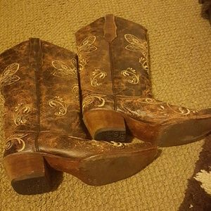 Womens size 8 cowboy boots